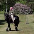 Кралица Елизабет II с първа публична поява от 19 март и то на кон (Снимки)