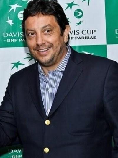 Президентът на Българската федерация по тенис Стефан Цветков