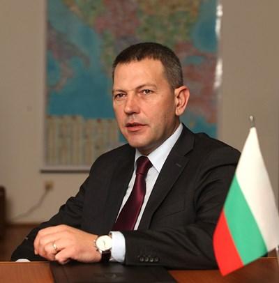 Георги Тодоров, министър на транспорта, информационните технологии и съобщенията