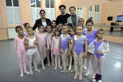 Преди 25 години Маша Илиева не си давала сметка, че балетната й школа ще бъде толкова дълголетна и успешна.