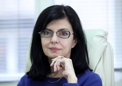 Меглена Кунева  СНИМКА: Йордан Симеонов