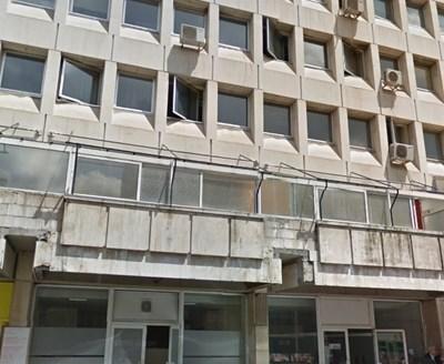 "Централата на БСП на ""Позитано"" 20 СНИМКА: Google Street View"