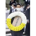 Министър-председателят на Япони - Шиндзо Абе СНИМКА: Ройтерс