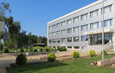 Районен съд-Балчик СНИМКА: Официален сайт на съда