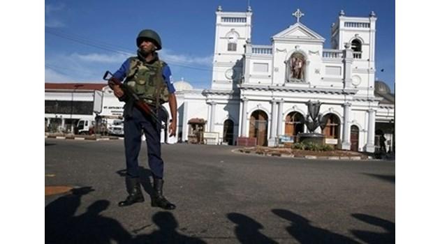 Братя-богаташи са организирали атентатите в Шри Ланка