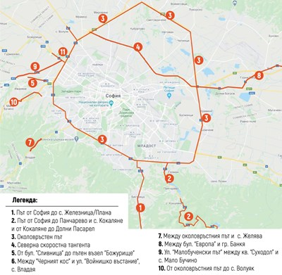 След година сън кметове и АПИ спешно мислят как да махнат винетките от селата до града (Обзор)