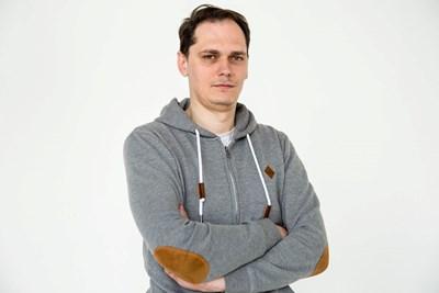 Кирил Клименков - редактор в спортния отдел на най-големия новинарски сайт в Беларус  – TUT.BY.