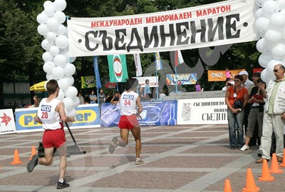 Стотици ще тичат и тази година в традиционния маратон. СНИМКА: 24 часа