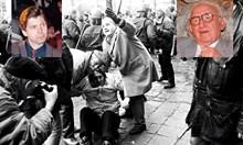 Уникална история от 1996 г.: Живков с реч при протестите срещу Жан