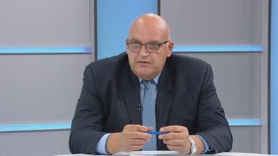 Д-р Николай Брънзалов. Кадър БНТ