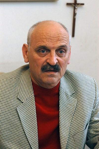 Емил Велинов, шеф на Дирекцията по вероизповеданията към Министерски съвет