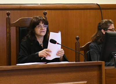 Съдия Вилислава Ангелова