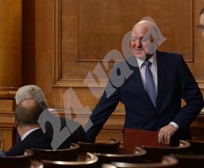 Боян Магдалинчев - представляващ ВСС СНИМКА: 24 часа