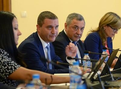 По предложение на финансовия министър Владислав Горанов правителството реши България да се присъедини към европейския фонд за преструктуриране.