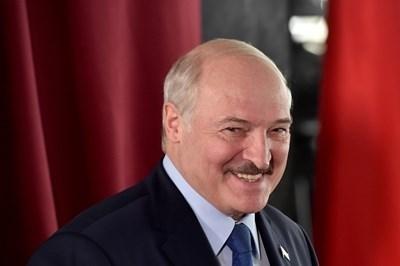 Президентът на Беларус - Александър Лукашенко СНИМКА: Ройтерс