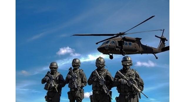Разполагат американски войски в България?