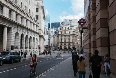 Лондон е град с много скъпи имоти.