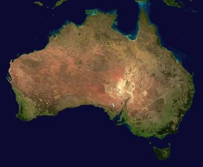 Австралия Снимки: Пиксабей