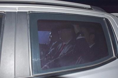 Андрю Брънсън на идване в съда днес СНИМКА: РОЙТЕРС