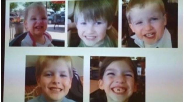 Майка иска милост за баща, убил 5-те им деца (Снимки)