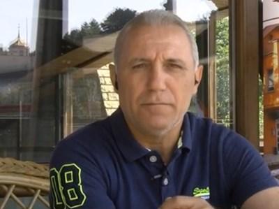 Христо Стоичков Кадър: Би Ти Ви