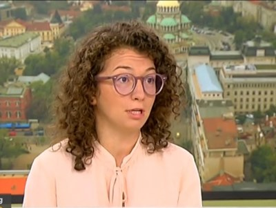 Меглена Антонова СНИМКА: Архив