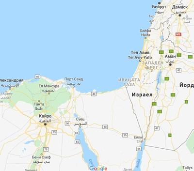 Карта: Google maps