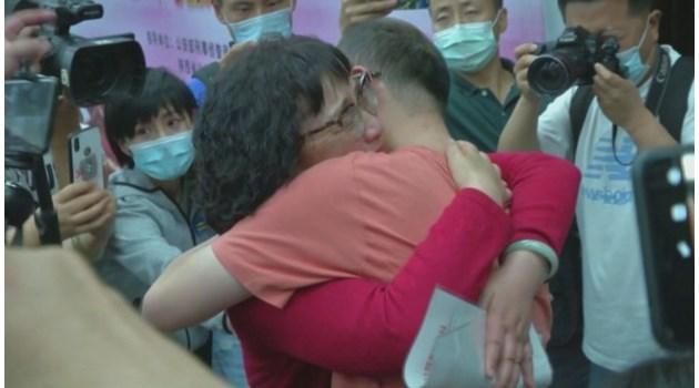Продаденото бебе Мао бе открито след 32 години