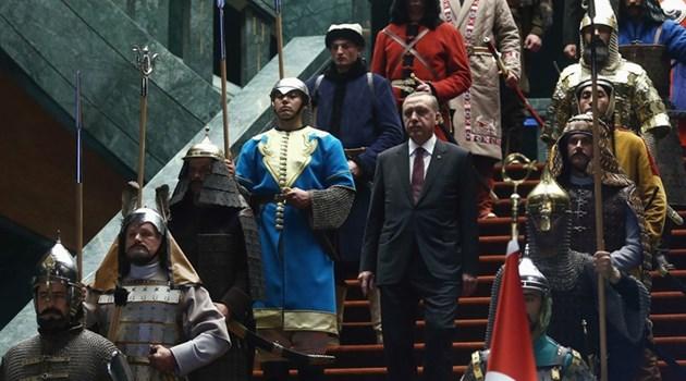 Ердоган - черният турчин