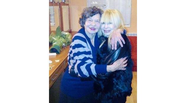 Лили Иванова: Скъпа Стоянка Мутафова, оставаш завинаги в сърцето ми