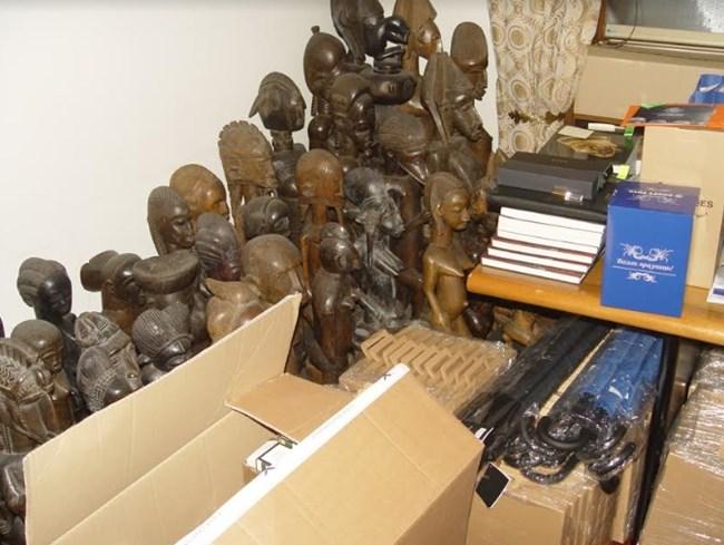 Прокуратурата: Божков е регистрирал едва 212 артефакта, досега са намерени 3385 (Снимки и видео)