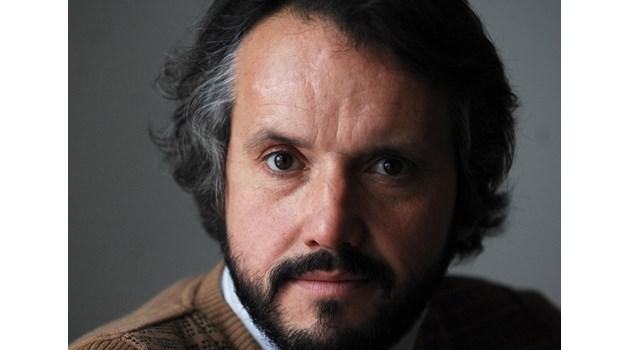 Писателят психиатър Калин Терзийски: Богатите смятат кичозните си палати за кокетни домове на осъществените мечти