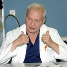 """Доц. Божидар Финков е началник на Клиниката по кардиология в УМБАЛ """"Света Анна"""" в София."""
