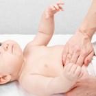 Пъпна херния при бебето