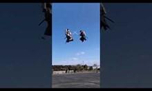 Летящи самураи