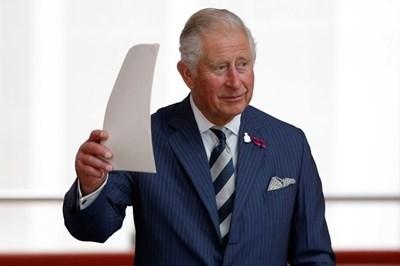 Принц Чарлз Снимка: Ройтерс