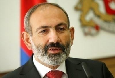 Премиерът на Армения Никол Пашинян СНИМКА: Ройтерс