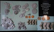 Откриха най-голямото по Черноморието съкровище с монети и накити (Обновена+снимки)