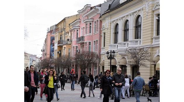 Пловдив става икономически тигър, но София пак е номер 1