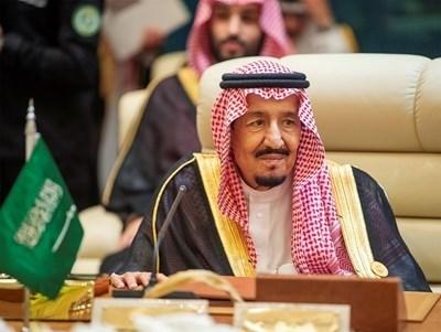 Кралят на Саудитска Арабия  СНИМКА: Ройтерс