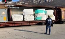 До Милано спряха 815 тона пластмасови боклуци за България