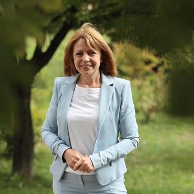 Лили Иванова честити рождения ден на Фандъкова
