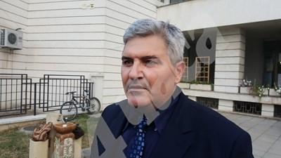 Според директора на ОДМВР – Русе Теодор Атанасов обстановката в ромските квартали е спокойна. Снимки: Авторът СНИМКА: 24 часа