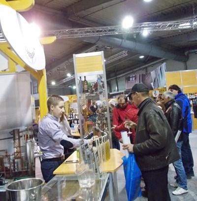 """Международната изложба """"Винария"""" ще покаже елитни напитки"""