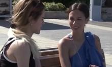 """Момичета, помогнали при инцидента на """"Тракия"""": Фокусирахме се върху оцелелите"""