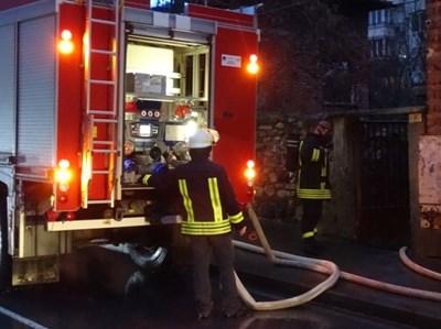 Дядо загина в борба с пожар в къщата си във Видинско