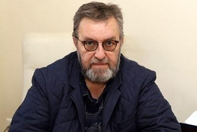 Антон Митов СНИМКА: БНР