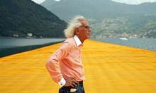 На 84 години почина известният скулптор Кристо в дома си в Ню Йорк