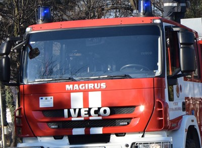 Пожар унищожи 40 дка пшеница край Златарица