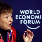 Кристалина Георгиева на форума в Давос